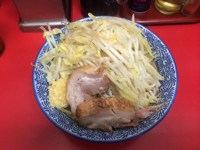 八王子 田田 二郎ラーメン