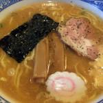青葉 八王子店 ダブルスープ ミシュラン2015 ラーメン 中華そば