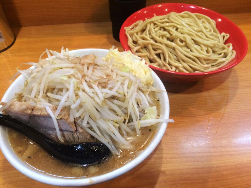 ラーメン二郎 八王子野猿街道店2 つけ麺