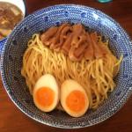 八王子ラーメン 弘富 つけ麺 醤油