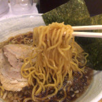 らー麺 TOSHI トシ 八王子ラーメン 焦がし醤油