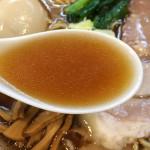 八王子 中華そば もつけ 味玉中華そば 自家製麺 ほっこり中華そば