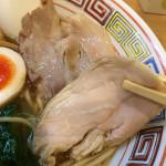 八王子 ほっこり中華そば もつけ 自家製麺