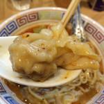 八王子 ほっこり中華そば もつけ 担々麺 ワンタン