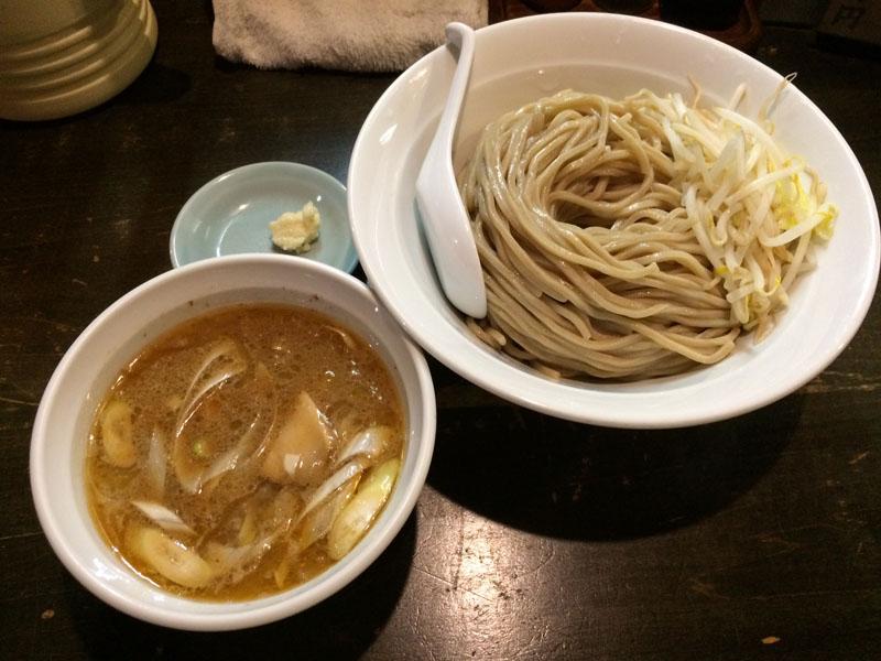 八王子 野猿街道 極濃つけ麺 ブンブンマル 濃厚つけ麺