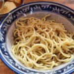 麺や 樽座 子安店 とろーりチーズのキーマカレーつけ麺 限定メニュー