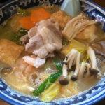 八王子 麺や 樽座 子安店 ちゃんこラーメン 限定メニュー