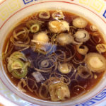 八王子ラーメンアワード2016 ほっこり中華そば もつけ つけ麺