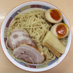八王子 ラーメン店 煮干鰮らーめん圓 特製つけ麺 大