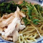 八王子 ラーメン 麺や 樽座 子安店 生姜味噌つけ麺 限定