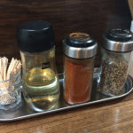 八王子 響 春のアサリとトマトの塩ラーメン 限定メニュー