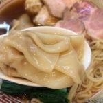 八王子 ほっこり中華そば もつけ 特製中華そば ラーメン ロースト焼豚ごはん