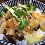 八王子 ラーメン 響 限定メニュー 濃厚海老つけ麺 チャーシューチーズ海老ご飯