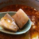 八王子 らーめん 麵や樽座 子安店 トマトえび醤油つけ麺 限定