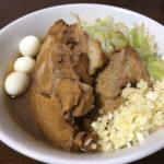 ラーメン二郎八王子野猿街道店 2 STAY HOME つけ麺
